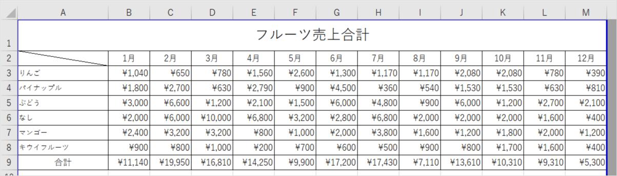 白黒データ