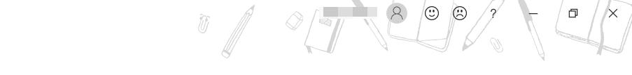 [Office の背景]学用品