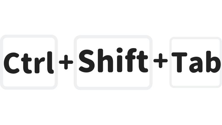 Excel タブ 切り替え ショートカット