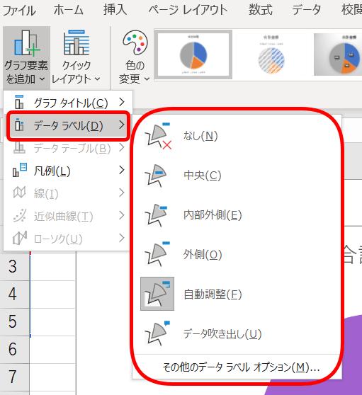 データラベル